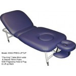 Pregnancy table hole and plug King Style Atmosphere 10.8kg